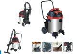 1200W 40L Machine de nettoyage de plancher en acier inoxydable aspirateur sans fil
