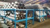 Fabricante de tubos de acero inoxidable montaje Soldadura se dobla el codo