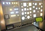 30W 400x400mm cuadrados de techo regulable Flat Panel LED de luz para la oficina en casa
