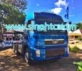 Cavalo FAW caminhão trator 420FAW HP 6X4 9.7L da cabeça do trator