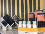 High Power 215W noir monochrome panneau solaire cristallin pour système d'alimentation solaire