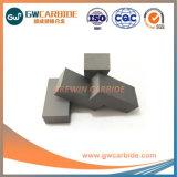 La norma ISO Tala carburo cementado tira plana