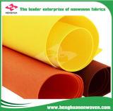 tela no tejida de 10-250GSM PP TNT Spunbond con precio atractivo y Muti-Uso