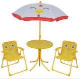 야영 테이블과 의자 세트