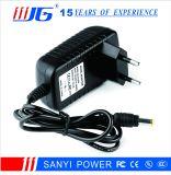 De Adapter van de Macht van de Stop 12V2a van de Adapter UK/Us/Au/En AC van de Camera van het Toezicht van kabeltelevisie