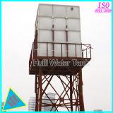 Exportés outremer GRP SMC FRP Isolation coupe réservoir d'eau