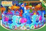 Animal océano paseo infantil equipos de juego para el Parque de Atracciones