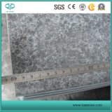 China G684/Fuding granito em granito preto nacarado/Flamed Telhas/laje para venda