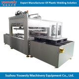 水セービングの容器の熱い版の溶接機