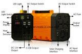 12V 100Ah Portable Batterie au lithium de l'onduleur avec court-circuit de protection et de surveillance de la sécurité