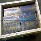 Les lingots de bismuth/Bismuth poudre/Bismuth particule/haute pureté cristalline de bismuth.