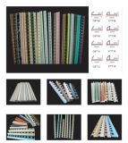 Testo fisso delle mattonelle del PVC della barra della moquette utilizzato in cucina ed in stanza da bagno