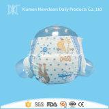Couches-culottes remplaçables bon marché de vente chaudes de bébé de soin doux de Chine