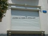 Schönes Aluminiumrollen-Blendenverschluss-Fenster
