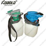 3L Lado Jardim de plástico do pulverizador de pressão de compressão