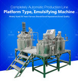 De Lichaamscrème van de levering, De Emulgator van de Hoge snelheid, de Hoge het Mengen zich van de Homogenisator Emulgerende Machine van de Machine