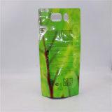 Sac comique en plastique de vin avec du vin de empaquetage de taraud de bec