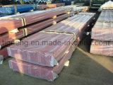 Trapezoide PPGI Stahldach-umweltsmäßigplatte der bequemen Installations-