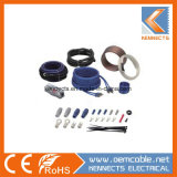 Kit dell'amplificatore del kit di Kennects del kit dei collegamenti dell'automobile del KE K-10f