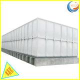 15000 л SMC FRP GRP кубических Пластмассовый резервуар для хранения воды