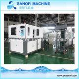 Máquina del moldeo por insuflación de aire comprimido del estiramiento de 6 cavidades