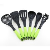 Новые яркие кухни кухонные принадлежности, кухонные принадлежности силиконового герметика шпателем набор инструментов для приготовления