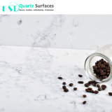 Countertops кварца Calacatta тумана белые более сильные чем мрамор