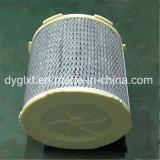 Carpeta no tejida de la tela, partícula de carbón activada para el cartucho de filtro