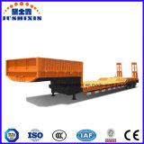 3 трейлер полуприцепа кровати тонны 13m Axle 60 низкий или Lowboy тележки Semi