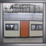 A instalação rápida casa modular pré-fabricada personalizada para a oficina