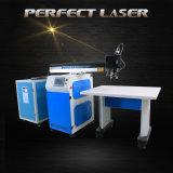 Сварочный аппарат лазера волокна двойного курса высокочастотный с Ce