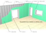 Sin plomo, protección contra la Radiación del panel para techo/pared/planta en la sala de rayos X protección