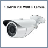 camera van de Veiligheid van kabeltelevisie van de 1.3MPWDR Poe IP IRL de Waterdichte Kogel