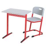 Het eenvoudige Moderne Enige Meubilair van de School van /Middle van het Bureau en van de Stoel van de Student