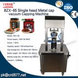 Single Head Metal Cap Vacuum Capping Machine for Beverage (BZX-65)