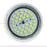 Luz branca quente de 9 W 15W E27 A60 Lâmpada de iluminação LED com caixa de plástico