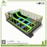 Quanto faz um custo profissional do parque do Trampoline de China