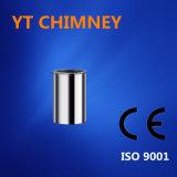 5'' (125mm) doble aislamiento de la pared del tubo de chimenea chimenea.