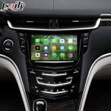 Navegación GPS Interfaz de vídeo para Cadillac Srx, Xts, ATS (sistema CUE) Actualización Touch Navegación, WiFi, Espejo Enlace, HD 1080P, Google Map, Play Store
