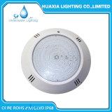 12V 42watt 수지에 의하여 채워지는 LED 수영풀 램프 수중 빛을 바꾸는 RGB 색깔