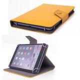 iPadのための超薄いPUの革ユニバーサルタブレットの箱