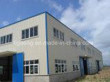 Hセクション鋼鉄材料が付いている良質の鋼鉄構造建物
