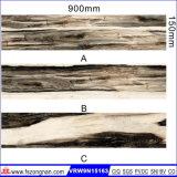 Mattonelle di pavimento di ceramica di legno classiche (VRW9N15155, 150X900mm)