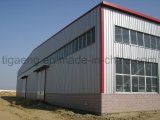 Almacén rápido/supermercado de la estructura de acero de la instalación del grado superior