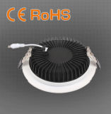 Ce 30W 200mm Taille de coupe Downlight LED SMD, 80lm/W
