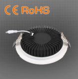 Formato tagliato 200mm LED SMD Downlight, 80lm/W del Ce 30W