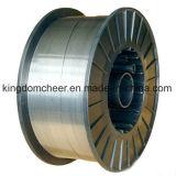 耐火性溶接ワイヤE81t1- C1a0-W2およびWeatheringの鋼鉄