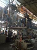 Máquina que sopla de la película de la coextrusión de Automatice de tres capas