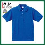 Van de Katoenen van de Manier van het Ontwerp van de douane Leverancier de Duidelijke Overhemden van het Polo