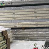 Панели сандвича PU термоизоляции для холодной комнаты с ISO9001